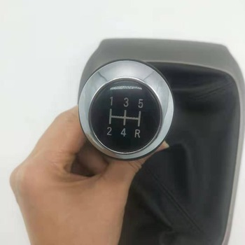 Manual shift stick hand ball with dust jacket suitable CHEVROLET AVEO
