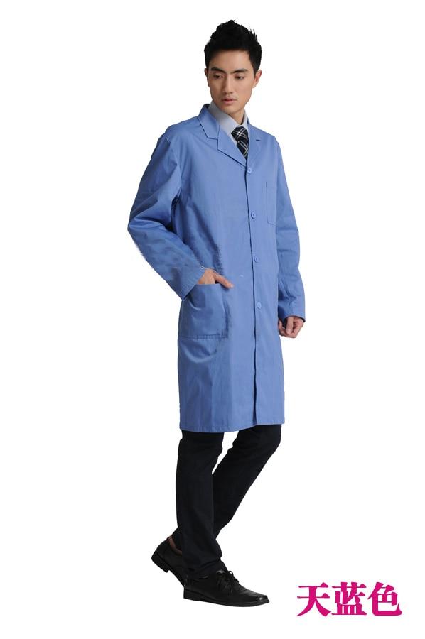 Customize electromagnetic radiation protective work clothing apparel Computer machine EMF shielding coat