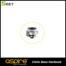 Silver and Black Color Electronic Cigarette Accessories Aspire Cleito Base Hardware for Aspire Cleito Atomizer