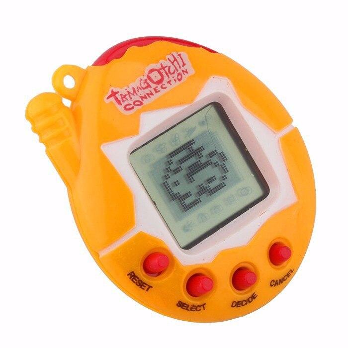Hot Tamagotchi Electronic Pets font b Toys b font 90S Nostalgic 49 Pets in One Virtual
