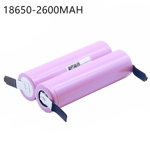 Image 5 - 5 PCS New For  ICR18650 26FM 18650 2600 mAh 3.7V Li ion Battery Rechargeable Battery