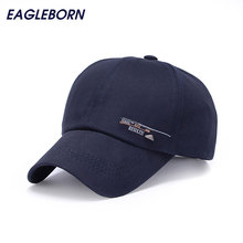 EAGLEBORN 2017 Unisex Spring Casual Baseball Cap Fashion Snapback Hats Adjustable casquette bone Cotton Hat for Men Women