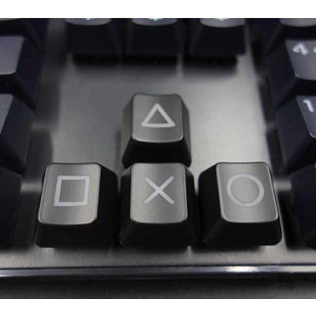 PSP Arrow/Direction keys Cherry MX Key Caps For MX Switches