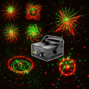 Mini Disco Light Laser Project