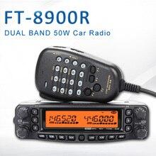 Général YAESU FT 8900R FT 8900R voiture Mobile professionnelle Radio bidirectionnelle/émetteur récepteur de voiture talkie walkie Interphone
