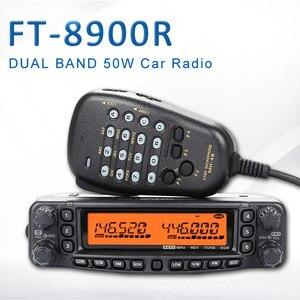 Image 1 - General YAESU FT 8900R FT 8900R Профессиональный Мобильный автомобиль двухсторонний радио/Автомобильный приемопередатчик рация