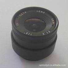 HOT SALE F1.2 4mm 1/3″ CS Mount Fixed IR CCTV Camera Lens