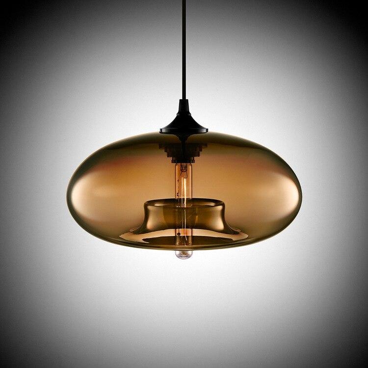 Creatieve Kleurrijke Hanglamp Moderne Vintage Bar Restaurant Slaapkamers Edison E27 Art Hanglamp Thuis Eetkamer - 4