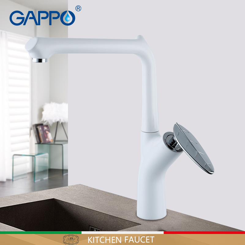 GAPPO Kitchen Faucet kitchen sink faucets Water Mixer Kitchen Faucets sink deck mounted kitchen taps waterfall faucets