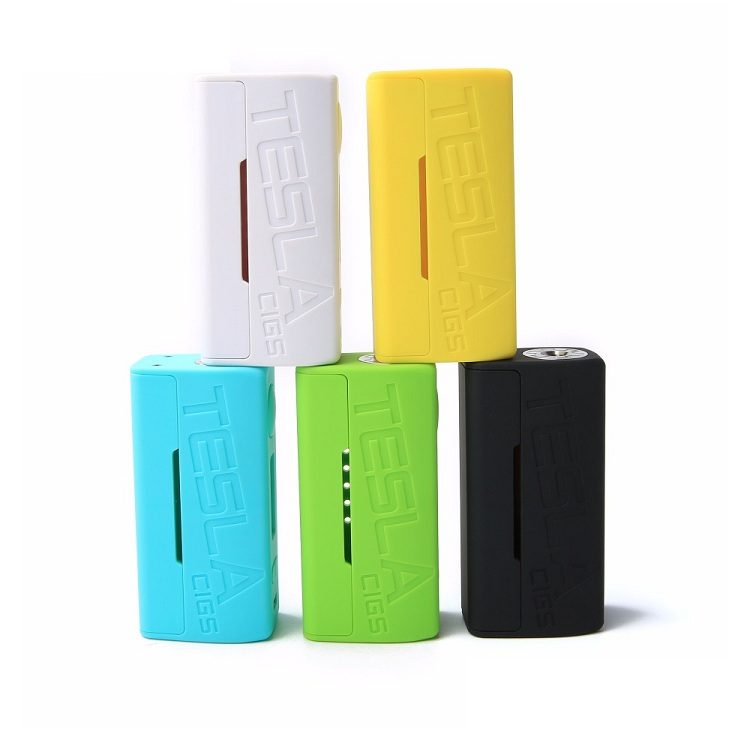 100% Original TESLACIGS Tesla WYE 85W Box Mod 8.5V Vaporizer For 510 Thread Vape pen vapor Hookah Electronic Cigarette WYE Mod smoant battlestar 200w tc mod electronic cigarette mods vaporizer e cigarette vape mech box mod for 510 thread atomizer x2093