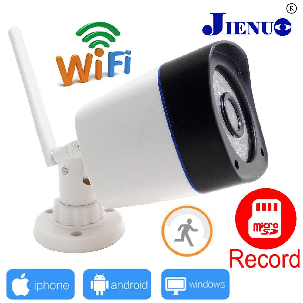 bilder für CCTV Mini-ip-kamera drahtlose kameras Outdoor home security überwachung unterstützung TF rekord fernüberwachung infrarot-nachtsicht P2P