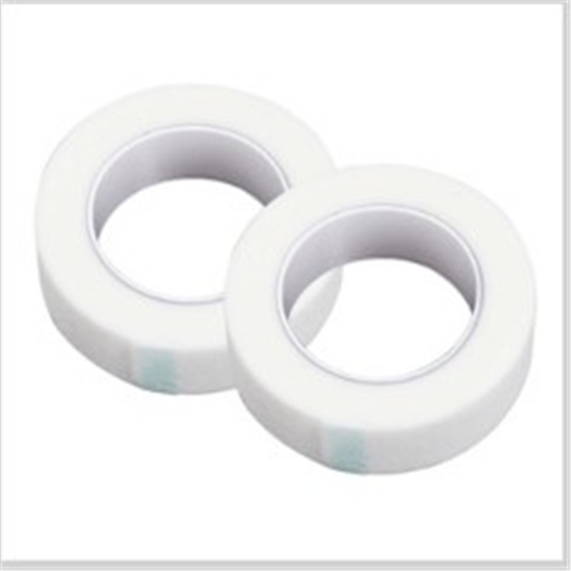 Isolation White Tape Eye Pads Under Patches Paper For False Lash Patch Supply Medical Tape Tape Tool