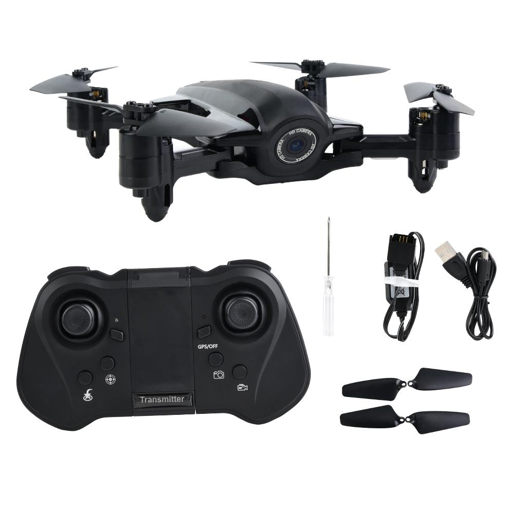 DARK 912 GPS Drone RC Helicopter Drone With WIFI FPV 1080P Camera 15mins Flight Time Foldable