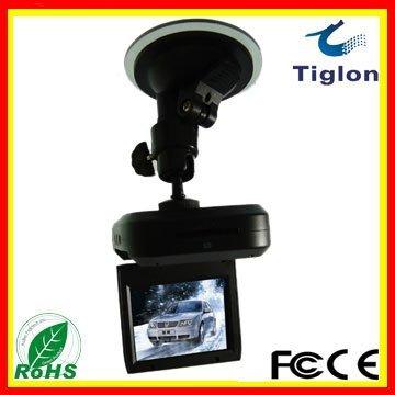 car vedio dvr DVR-065 120 degree 2.4 Inch Screen car vedio camera free shipping