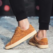 2018 Spring/autumn New Style Shoes Ulzzang Harajuku Retro Casual Shoes Korean Version of The Trend of Men's and Student Shoes 5 street beat white shoes female 2018 new spring wild korean students harajuku style ulzzang hemp leaf canvas shoes
