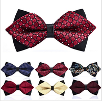 New Arrival 2016 High Quality Men Fashion Tie Elegant Gentleman Diffeerent Colors And Styles Can Match