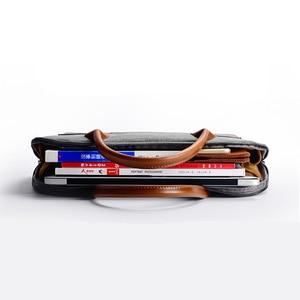 Image 3 - Bolso elegante para ordenador portátil tas de 15,6 pulgadas para mujer y hombre, funda para macbook air 13, xiaomi, lenovo y yoga
