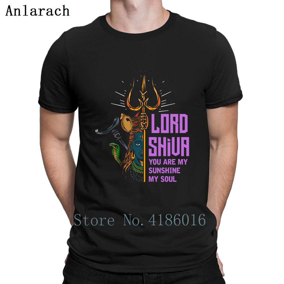 64582bc5 Shiva Hindu Gods Gift T Shirt Leisure Summer Style Branded Customize Tshirt  Men Comfortable Famous Pop Top Tee O Neck-in T-Shirts from Men's Clothing  on ...
