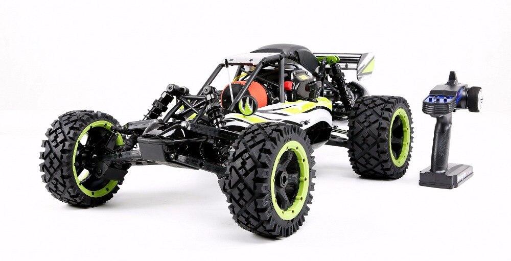 1:5 Rovan Baja Q MINI Baja 29cc 2 temps moteur à essence 2WD uggy facile à monter inclure la roue de tête