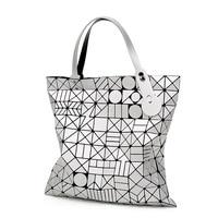 Japan Style Women BAOBAO Bag Tote Big Geometric Bao Bao Bags Luxury Brand Designer High Quality