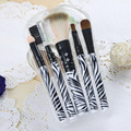 5 pcs/lot Eye Shadow Foundation eyeliner Eyebrow Lip Brush Makeup Brushes Tools cosmetics Kits beauty Make Up Brush Set 31402