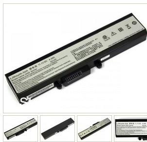 ФОТО 6cell computer battery  FOR LUVBOOK LB-J130 LB-J130SH LB-J130S 2400 Series 11.1V 4.4Ah ORIGIAL