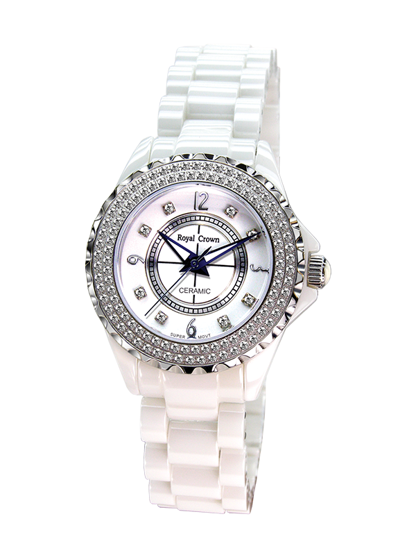 Royal Crown Jewelry Watch