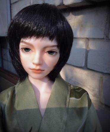 Nieuwe Iplehouse IP Jid Jerome bjd sd pop 1/4 body model jongens Hoge Kwaliteit hars speelgoed gratis ogen winkel mode-in Poppen van Speelgoed & Hobbies op  Groep 1