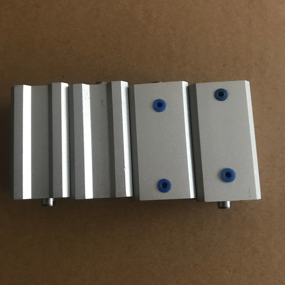 bore 20mm x55mm stroke compact CQ2B Series Compact Aluminum Alloy Pneumatic Cylinderbore 20mm x55mm stroke compact CQ2B Series Compact Aluminum Alloy Pneumatic Cylinder