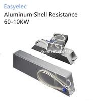 Алюминиевый преобразователь частоты в лестничном корпусе, резистор, Тормозной резистор, 800 Вт, 1000 Вт