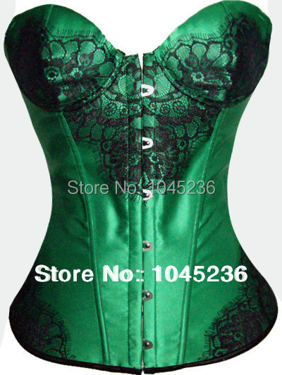 Powernet Eyelet Hot Sale Fashion Corset Bustier Vintage ...