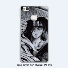itachi uchiha Naruto design hard transparent Case Cover for Huawei P10 P8 P9 lite P7 Mate 7 8 Mate9 Mate S