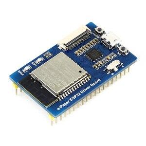 Image 5 - SPI E Pape ESP32น้ำหนักเบาWIFIบอร์ดUniversal Waveshareไร้สายแผงหมึกหน้าจออินเทอร์เน็ตบลูทูธใช้งานง่าย