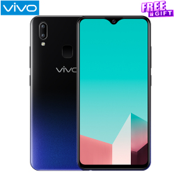 Перейти на Алиэкспресс и купить original vivo u1 mobile phone 6.2дюйм. 3g ram 32g rom octa core android 8.1 3 cameras 8.0mp+13.0mp 4030mah play store