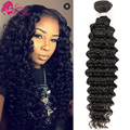 Pervian Virgin Hair Deep Wave Sassy Girl Virgin Hair Loose Deep Wave Hair Bundle Puruvian Hair Bundle 7a Meches Bresilienne Lots