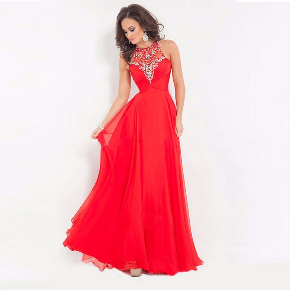Images of Hot Red Dresses - Watch Out, There's a Clothes About
