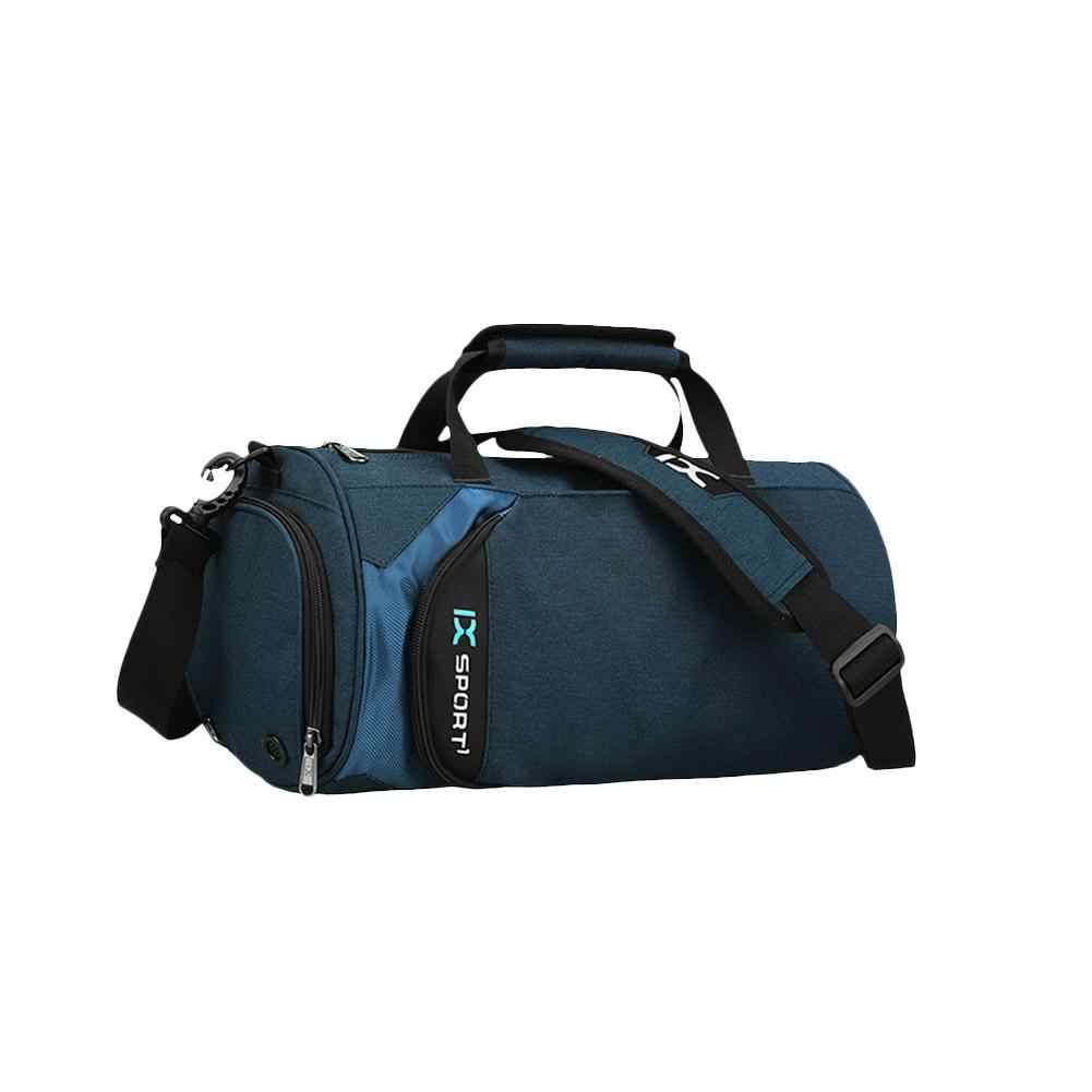 26ef0f4bfa Unisex Waterproof Sports Bag Fitness Bag Profession Men And Women Gym  Shoulder Bag Surper Light Travel