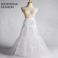 New Arrival A Line Wedding Dress Petticoat 2017 Jupon Mariage Halloween With 1 Layer Tulle Vestidos