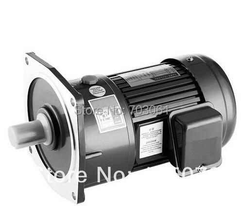 200w output power single phasea gear motors small ac gear for Small ac gear motor