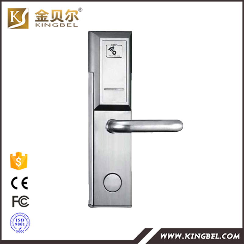 Wireless Rf Card Electronic Door Lock For Sale In Locks