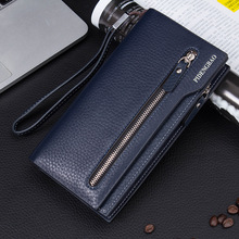 2017 Newest Wallet PIDENGBAO Promotion Men Short Wallets Famous Brand Boss Credit Card Holder ID Card Money Purse Travel Case