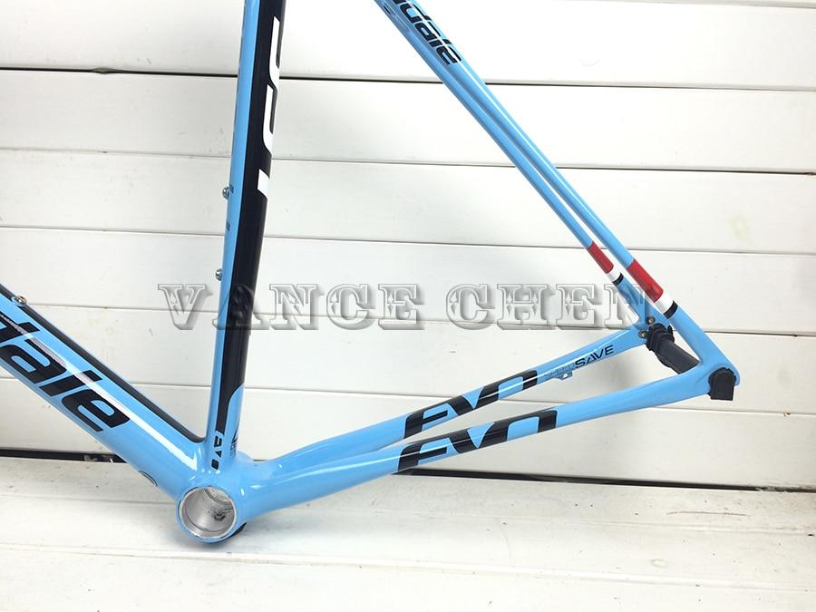 2015 supersix evo frame Green white carbon road bike frame bb30+Fork ...