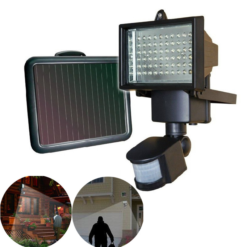 MD-602 solar light 10m infrared human body induction lamp home outdoor garden porch lamp household anti-theft emergency lighting