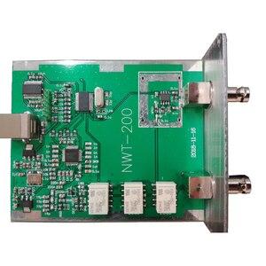 Image 4 - NWT200 50KHz ~ 200MHz zamiatarka analizator sieci filtr amplituda charakterystyka częstotliwości źródło sygnału DDS Nwt 200 AD9951