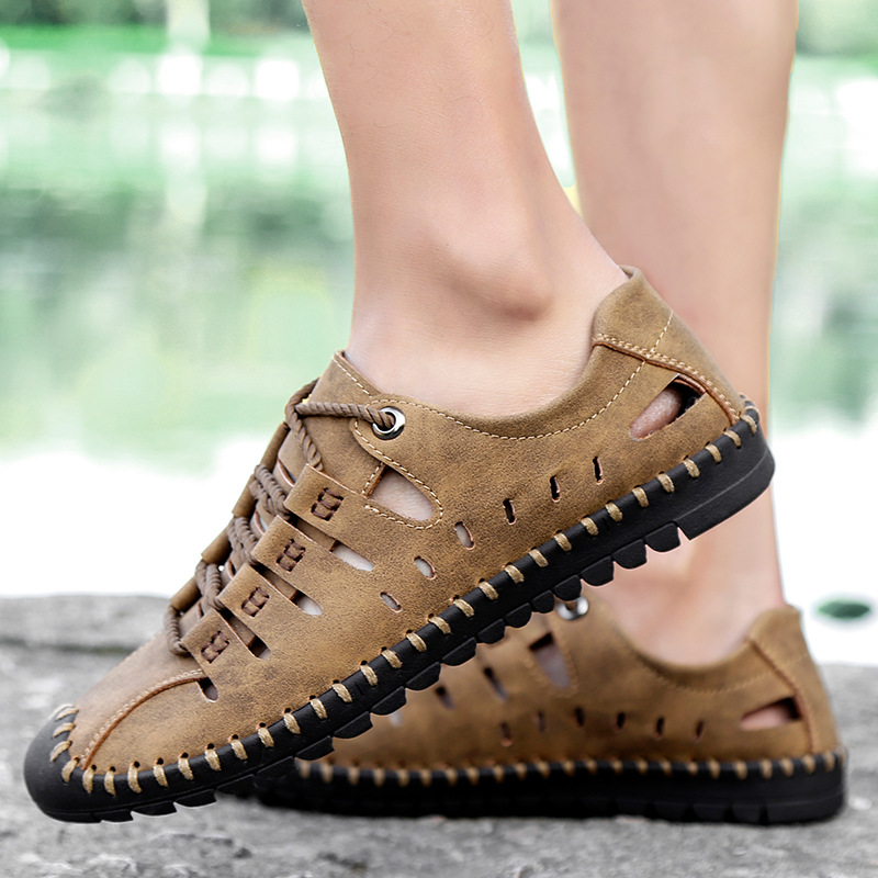 Casual Shoes Loafers Light-Flats Driving-Working-Shoes Breathable Fashion Summer New