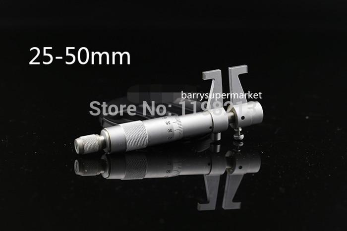 25-50mm Inside micrometer internal measuring micrometer vernier gauge measuring tools micrometers