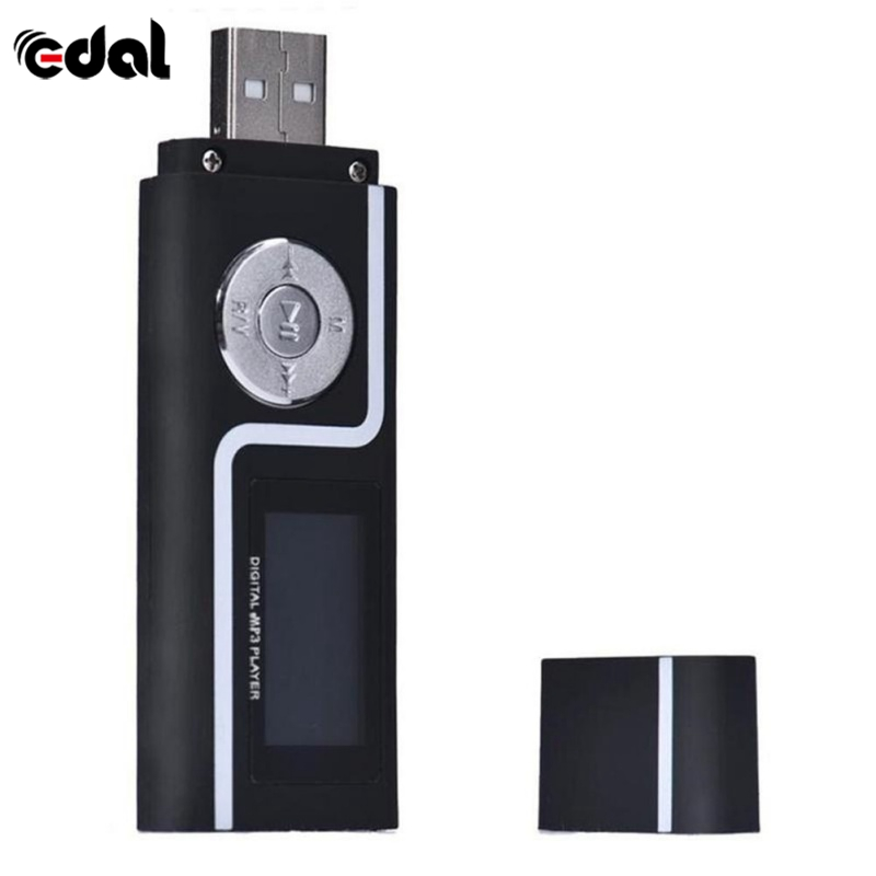 Portable USB MP3 Music Player Flash Memory Storage Pure Audio Touch Tones Mp3 Wma Wav Yse Lcd