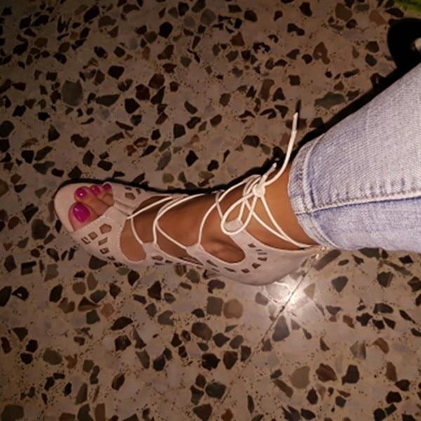 93756 42 Ladies Grey long leg boots