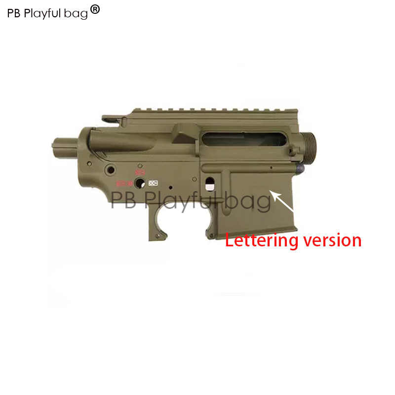 HK416 2 5 Tan Advanced Edition Upgraded Material Accessories
