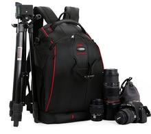 Flipside 400 Большая Емкость Профессиональные Dslr-камеры Рюкзак 14′ Ноутбук Водонепроницаемый Видео Фото Сумка Дождевик Для Nikon Canon